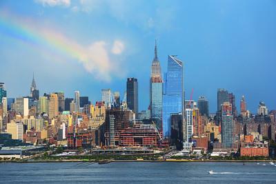 Rainbow Tease NYC