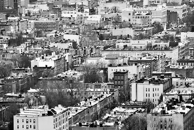 Hoboken NJ Rooftop Mosaic