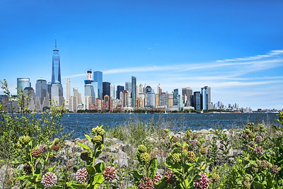 NY Skyline -Lower Manhattan