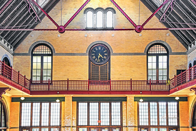 Central Railroad N.J. Terminal Restored 2