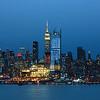 NY Skyline at Twilight
