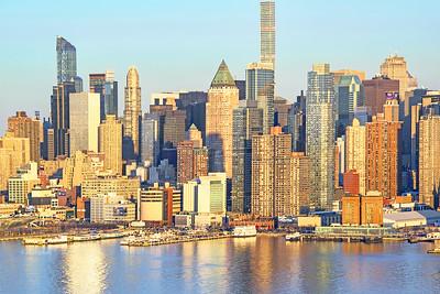 Manhattan Sundown Colors