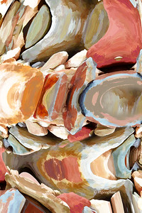 Abstract - Color Rocks 2