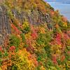 NJ Pallisades Fall Colors
