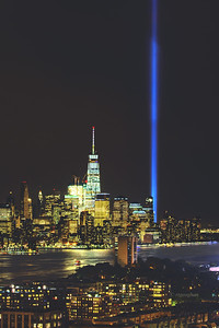 NY-NJ Cityscape-Tribute in Light