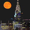 Chrysler Building and August Moon