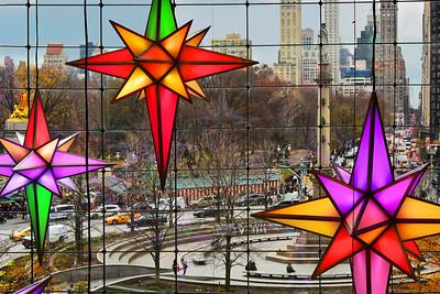 Holiday Stars Columbus Circle NYC
