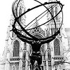 NYC Atlas in Black and White