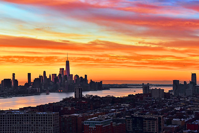 NY_NJ Waterfronts at Sunrise