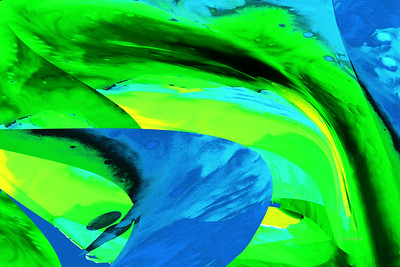 Abstract-Spring Winds