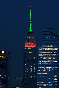 Martin Luther Kind Day -Empire State Building