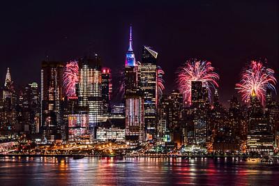 NYC-July4 Fireworks