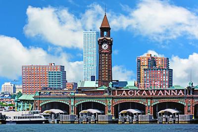 Erie Lackawanna Hoboken Terminal NJ