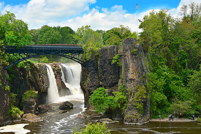 Paterson Great Falls Spring Green