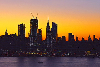 NYC Dawning Day
