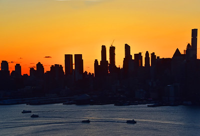 NYC Just Before Sunrise