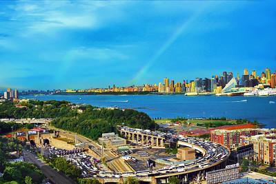 Commuter Rainbow NY-NJ