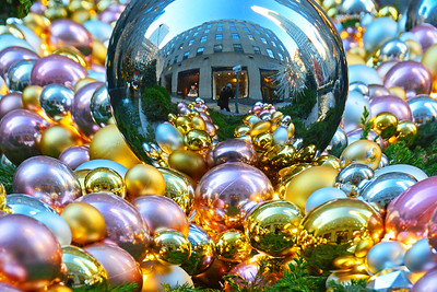 Holliday Balls and Reflections NYC