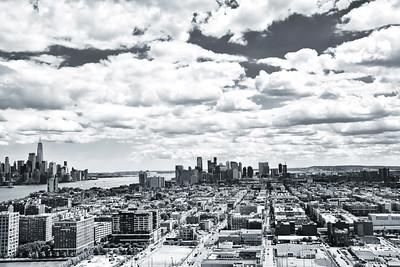 N.J> Gold Coast under the Clouds