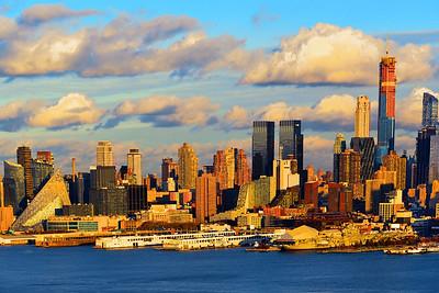 NYC-Westside sundown