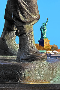 N.J. Monuments to Liberty and Liberation