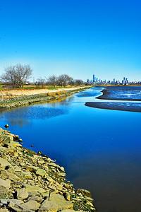 NJ Meadowlands Low Tide Beauty