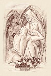 La Pieta at St Patrick's Cathedral