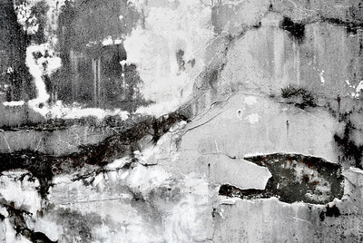 Weathered Wall Abstract Art  Series 1