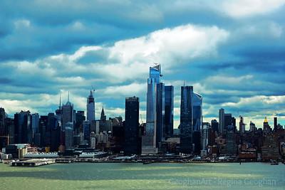NYC A Storm Break