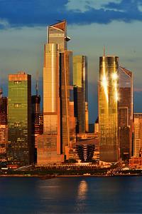 NYC Sundown Sun Stars
