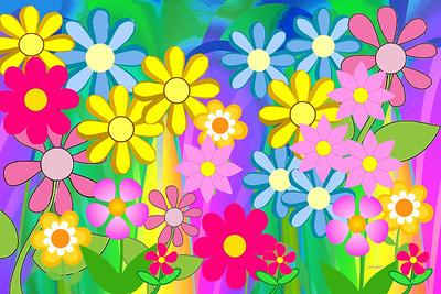 My Imaginary Garden