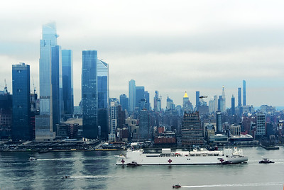 Bringing Comfort to New York City