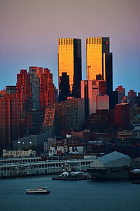 NYC Cusp of Twiight