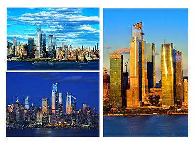 NYC Skyline - Day to Night