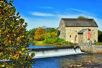 Historic Mill Art Museum NJ
