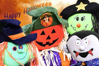 Halloween-Trick or Treat