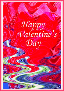 Day 45: Valentine- February 14, 2012.  Have a great day everyone :)