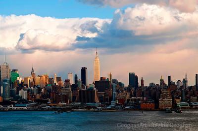 Day 56: NYSkyline Daytime - February 25, 2012.