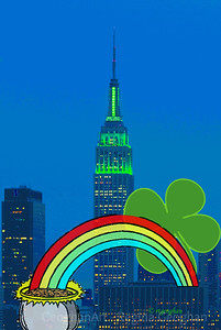 Day 78: NY St Patrick's Day - March 17, 2012.  Happy Saint Patrick's Day everyone. Have a wonderful day!!
