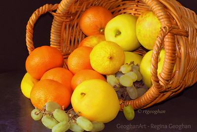 Day 321: Fruit Basket - Nov 15.
