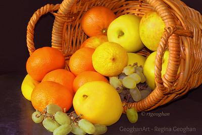 Day 321: Fruit Basket - Nov 15.