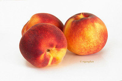 Day 266: Three Peaches - Sept 22.