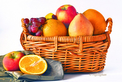 Day 365: Fruit Basket - December 31.