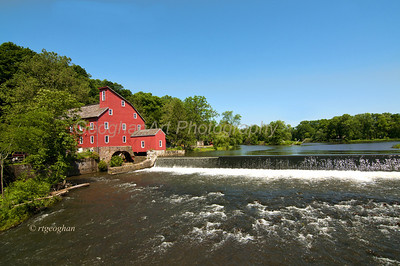 Day 169: Red Mill Museum - June 21.  Posted images of the Clinton Mill in previous years but hadn't been back for a while - so it was time.  A beautiful day for a few photos yesterday.