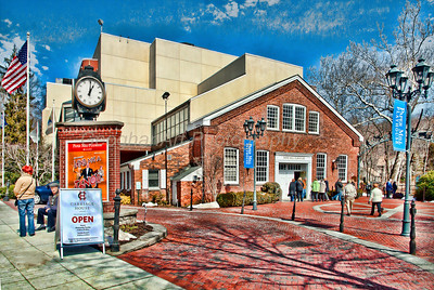 Paper Mill Playhouse Millburn NJ