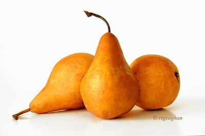 Day 326: Three Pears - November 23.