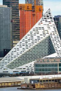 NY Skyline-West Side 57th Street