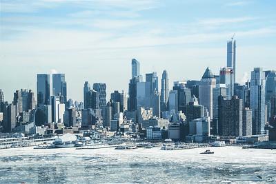 NYC on Ice - Winter Blues