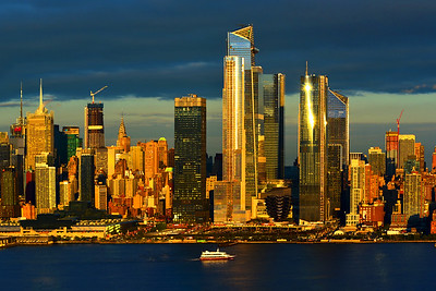 NYC Sudown Scene