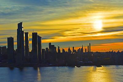 NYC Good Morning Sunshine